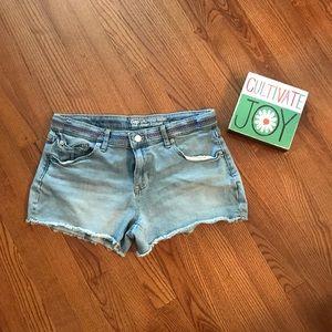 Gap Girlfriend Jean Shorts